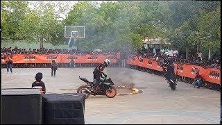 KTM Stunt Show | Throttlerz | Thoothukudi | TAC Creations