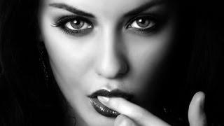 Black and White Selective Soft Focus Using Iris Blur