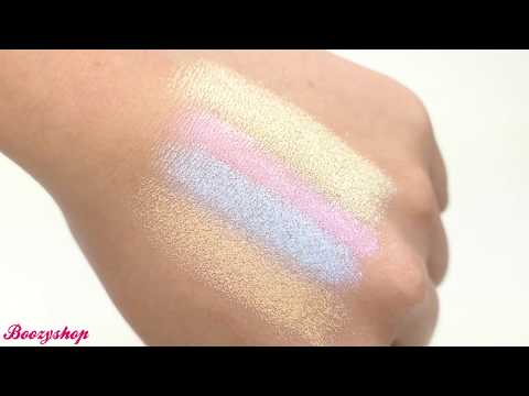 City Color City Color Glow Pro Highlighting Palette Stellar