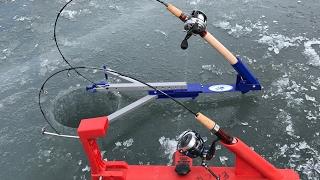 Automatic Fisherman  VS   Jaw Jacker