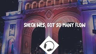Sheck Wes   Mo Bamba (8D AUDIO) (Lyrics)