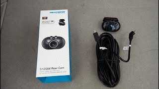 How To Install A Rear Dash Cam In Most Cars,simple Quick Guide.