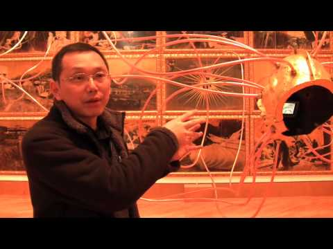 """Tour of """"Taiwan Discovered: In Place and Time"""" exhibition"""