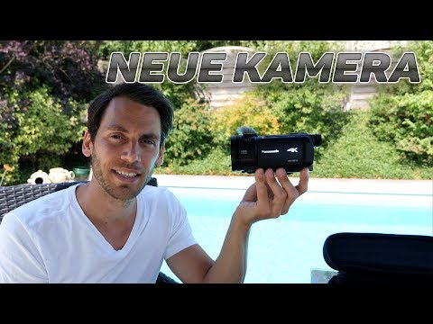 Die beste VLOG Kamera 2018 | Panasonic HC VXF11 Review Test
