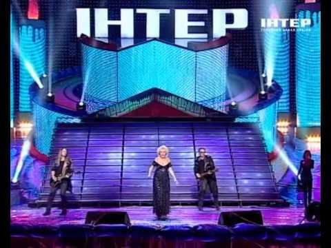 """Ирина Аллегрова """"Свадебные цветы"""" Интеру 15 лет"""
