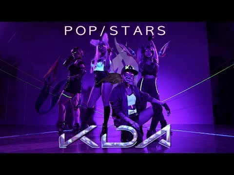 [POPSTARS COSPLAY DANCE COVER] -- KDA -- ft. Madison Beer, (G)I-DLE, Jaira Burns [YOURS TRULY]