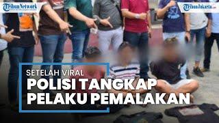 Setelah Viral di Media Sosial, Polisi Langsung Tangkap Pelaku Pemalakan Sopir Truk di Cilincing
