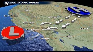 Explaining Santa Ana Winds