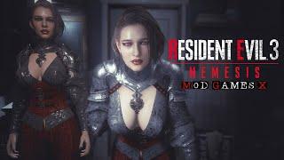 Resident Evil 3 RE MOD Jill Vampire Warrior
