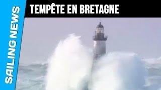 Die besten 100 Videos Leuchtturm, Riesen-Wellen, schwere See