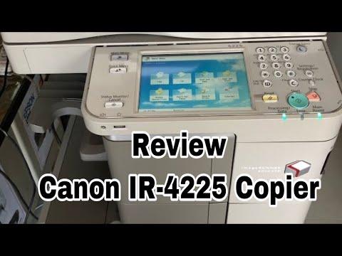 Second Hand canon ir 4245 machine