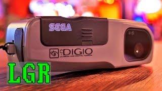 Sega Digio SJ-1: The 1996 Sega Digital Camera!