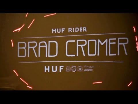 Brad Cromer: Huf x Zumiez