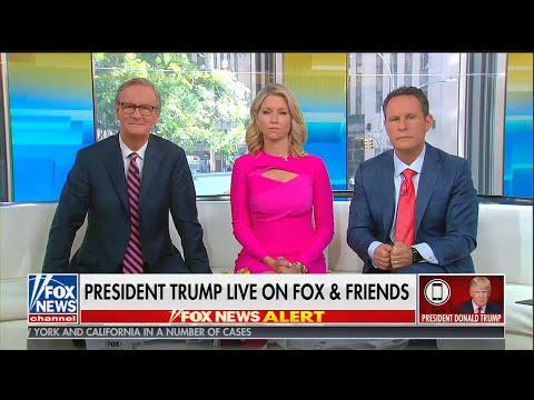 Fox & Friends Urges Trump To Start Biden Transition