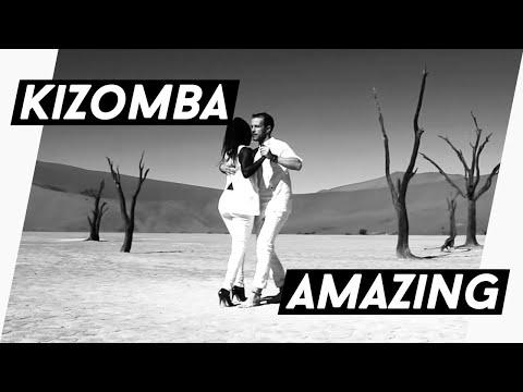 """""""Surreal"""" - dancing in Dead Vlei, Namibia - Kristofer Mencák & Maria Mvungi"""