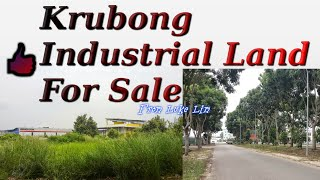preview picture of video 'Krubong Industrial land'