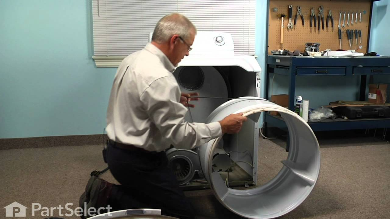 Replacing your Maytag Dryer Idler Arm and Shaft