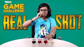 Real Shot Challenge with Rav3n | Tech2 Gaming Challenge Ep: 02 | PUBG Mobile