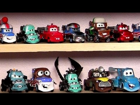 400 Disney Pixar Cars Diecasts Collection