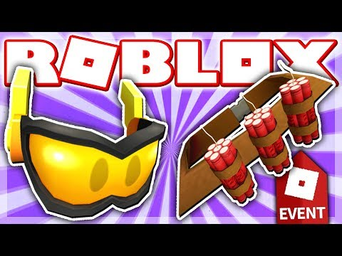 HOW TO GET OVERDRIVE GOGGLES & DYNAMO'S BANDOLIER!! (Roblox
