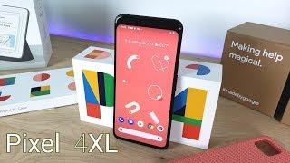 Google Pixel 4 XL - Unboxing & Setup!