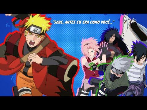 Naruto Shippuden: TÁ TUDO ERRADO  NESSA PORR****