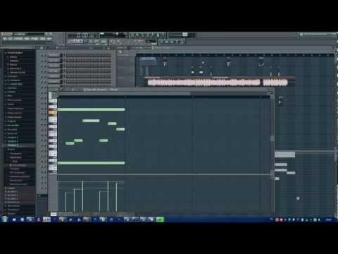 FL Studio 10 Slim (CENTR) - Будь осторожен (AK prod feat. Elvis)