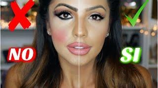 NO y SI en el maquillaje...ERRORES a DETALLE!
