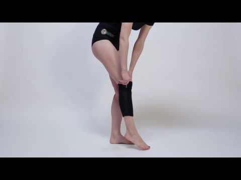 Auf der rechten Seite des Nackenschmerzen Schwellung ist nicht