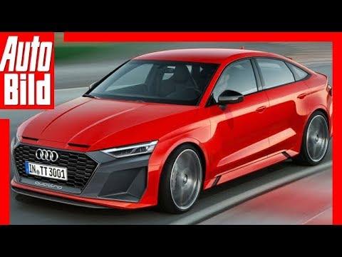 Zukunftsaussicht: Audi TT Nachfolger (2020) Details / Erklärung