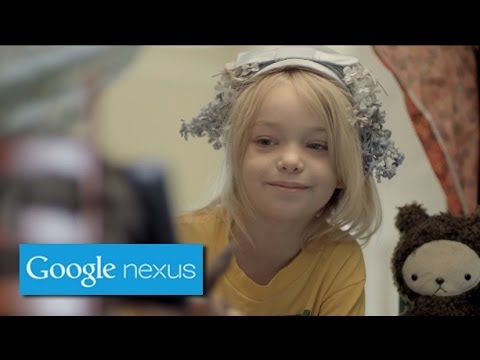 Google Commercial for Google Nexus 7 Tablet (2012) (Television Commercial)