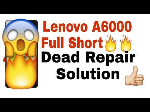 lenovo a6000 full short🔥dead solution - Thủ thuật máy tính - Chia