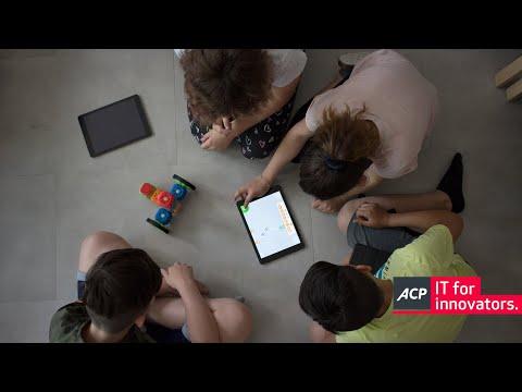 ACP und McWERK setzen Segel für digitale Bildungsrevolution