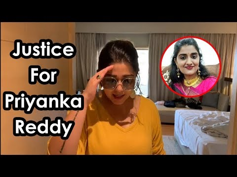 charmy-kaur-about-justice-for-priyanka-reddy