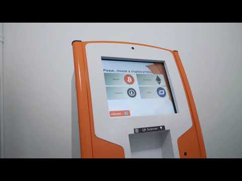Bitcoin ATM Bcash™ video