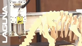 Swift CNC Router by LAGUNA