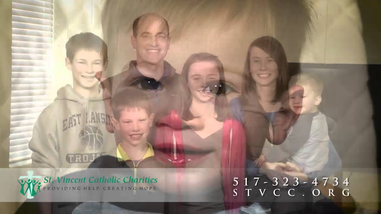 St. Vincent Catholic Charities: Bringing Families Together