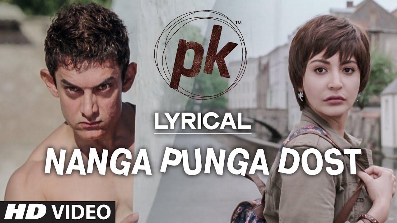 Nanga Punga Dost' Full Song with LYRICS | PK | Aamir Khan | Anushka Sharma | T-series - SHREYA GHOSHAL Lyrics in hindi