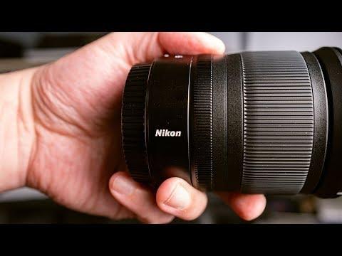 External Review Video m2a54GzoGCE for Nikon NIKKOR Z 14-30mm f/4 S Lens
