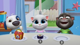 My Talking Tom Friends - Gameplay: #DAY4 (Android, iOS)