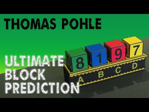 Ultimate COLOR Block Prediction by Thomas Pohle
