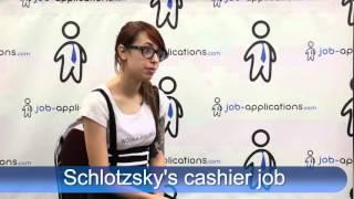 Schlotzsky's Interview   - Cashier