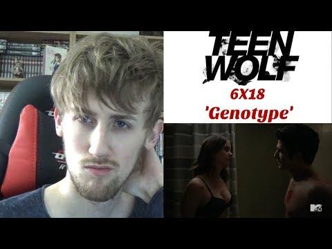 Teen Wolf Season 6 Episode 18 - 'Genotype' Reaction