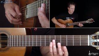 Spanish Fly Guitar Lesson - Van Halen