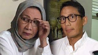 Sandiaga Uno: Ratna Sarumpaet Temui Kwik Kian Gie Bahas 'Dana Kerajaan', Dokumen hingga 1 Meter