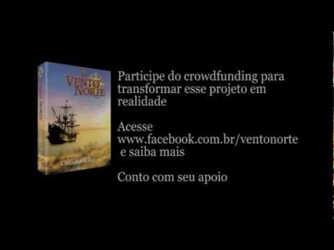 Booktrailer O Vento Norte
