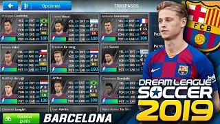 hack de dream league soccer 18 barcelona 2019 - Kênh video