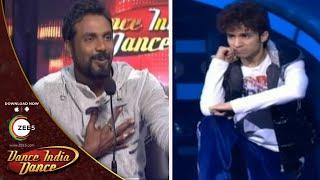 Raghav's BREATHTAKING Performance - Dance India Dance Season 3
