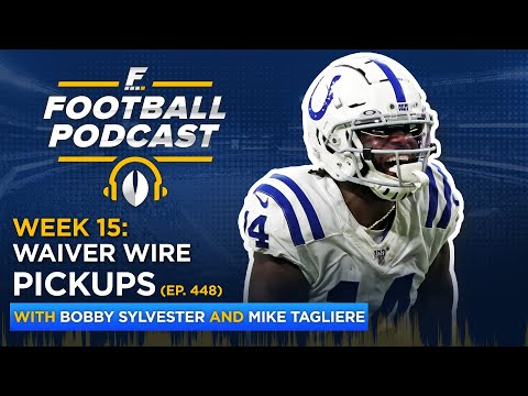 Fantasy Football Waiver Wire Pickups: Week 15 (Ep. 448)
