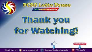 [LIVE] PCSO 9:00PM Lotto Draw   June 12, 2019